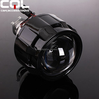 MINI projector light for motorcycle,2.5inch hid xenon light kit h4-1 6000k,hid bi-xenon motorcycle projector lens light