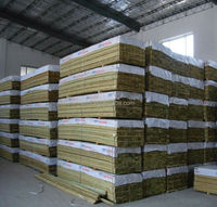 in stock ACQ treated lumber