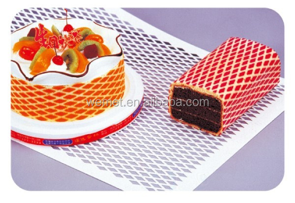 Cake Decorating Supplies / Cake Decorating Stencils