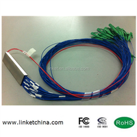 2*32 Mini Tube PON Splitter GPON Splitter
