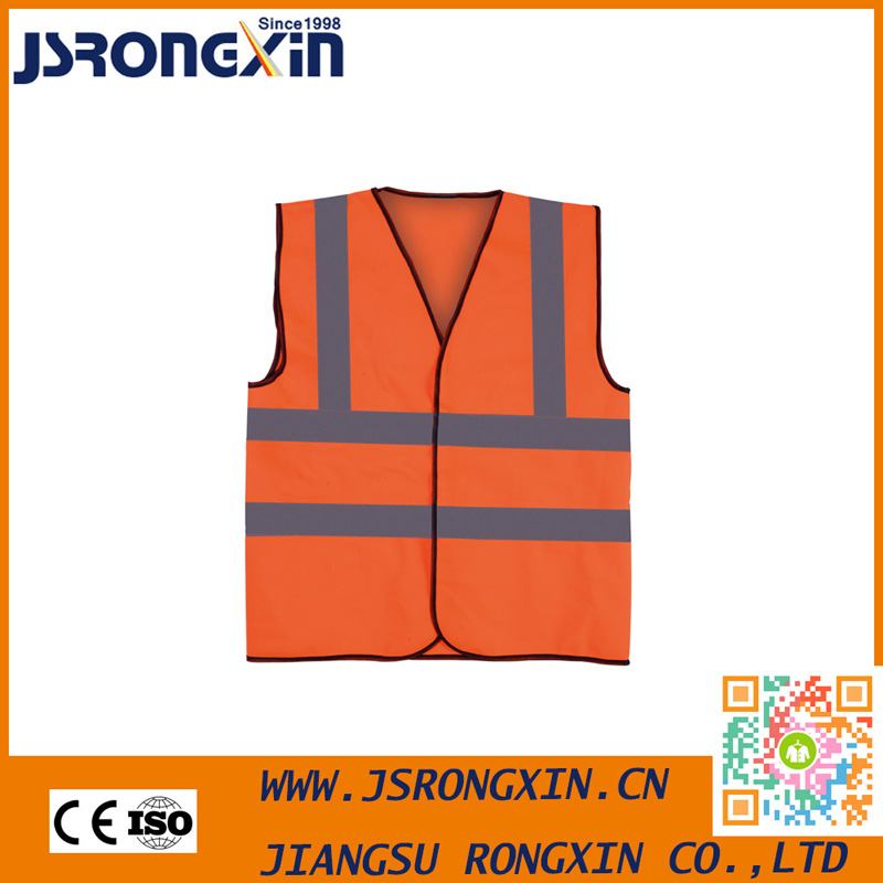 High-End Cotton Seen High Visibility Clothing