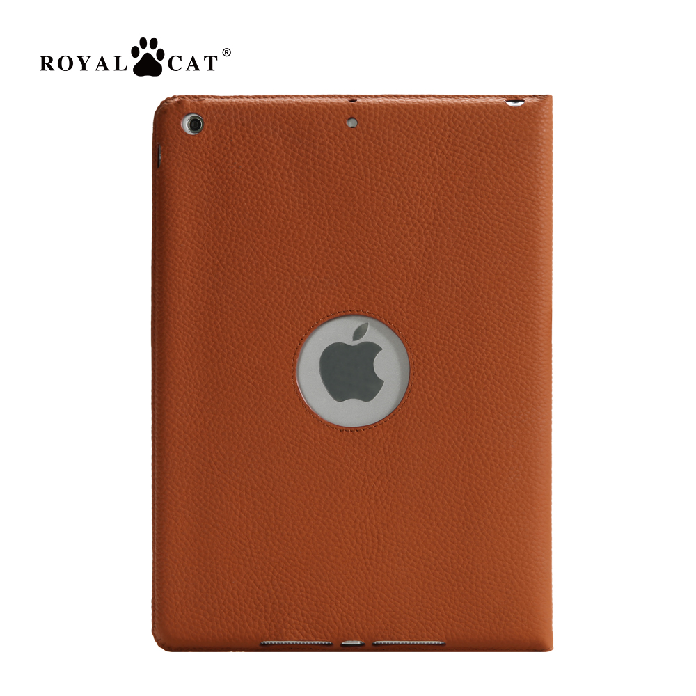 custom made 9.7 inch leather kickstand case for ipad air 2 3 pro