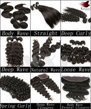 Non Remy Raw Virgin Hair Virgin Hair Brazilian Loose Body Wave