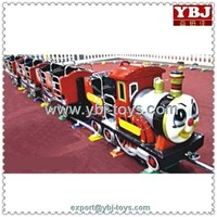 China New Design good quality electric train park