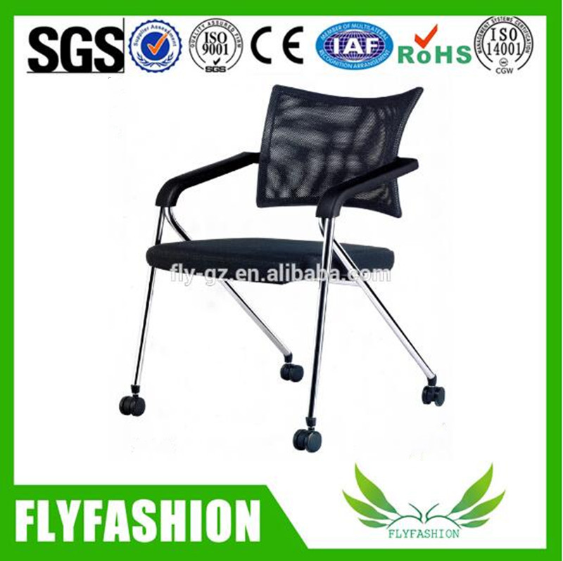 Plastic Armrest chairs for conference/office room meeting chair
