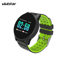 Free shipping Smart Watch Waterproof Fitness TrackerWearable Oxygen Blood Pressure Wrist Watch Bluetooth
