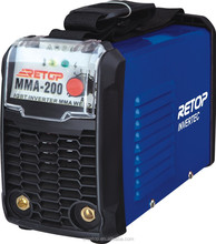 MMA-200PL IGBT portable welding plant