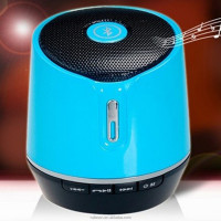 new hand-free protable mini bluetooth speaker with amazing soud