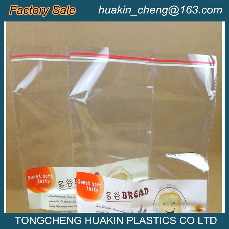 cellophane clear opp bread packing bags food bags cookie bags