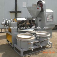 Pumpkin/Perilla Seed/Hemp Seeds Oil Squeezing Machine 6YL-120A