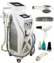 ipl hair removal nd yag laser tattoo removal machine, ipl opt shr rf nd yag laser