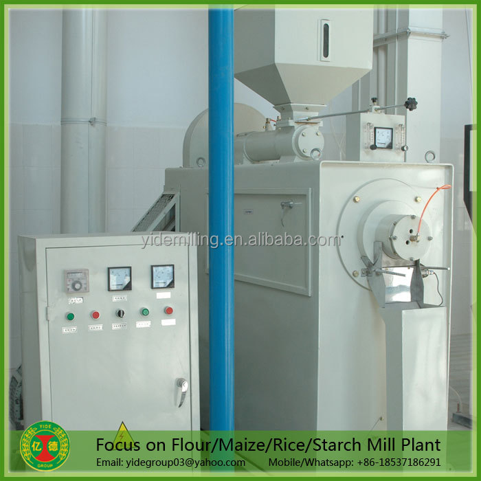 Turnkey project good price mini rice mill