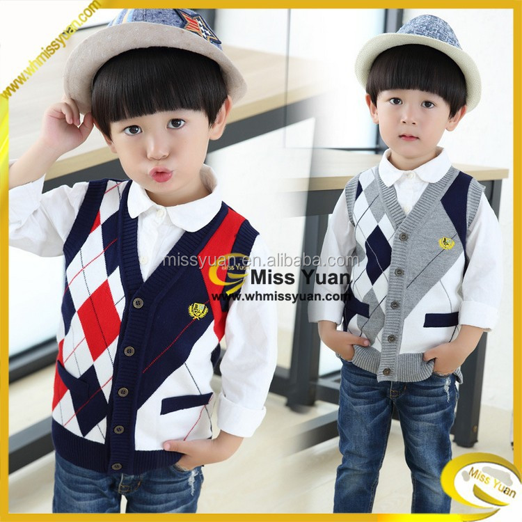 Wholesale Miss Yuan High quality cool clothes for boys