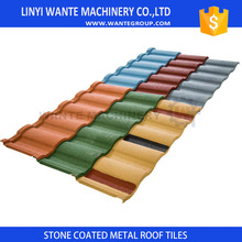 European fashion style1300x420mm Roman roof tiles with various colors