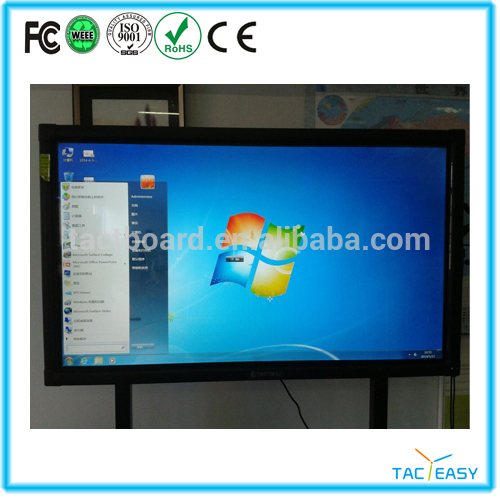 Full HD 1080P 4K LED Touch Screen PC WIFI TV 65 Inch All In One PC multitouch monitor interactive