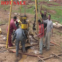 MT-130Y offshore hp water well rotary drilling rig