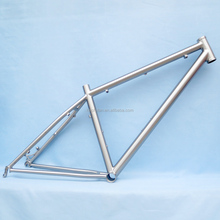 China cheap 26 inch titanium bicycle frame MTB Frame HFT-T1641B