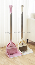 Plastic Easy Sweep Easy Broom With Dustpan
