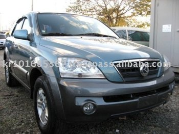 Kia Sorento 2003 Used Car Korea