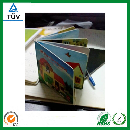 Custom hardcover/ softcover book printing