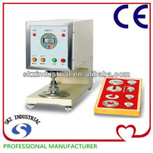 Digital fabric thickness meter