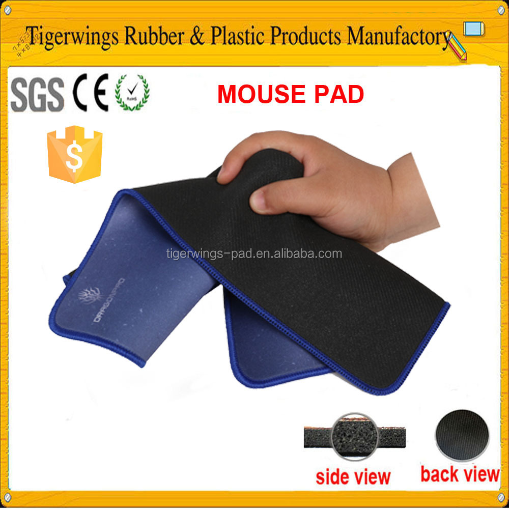 Tigerwingspad custom foldable gaming mouse pad,keyboard with mousepad