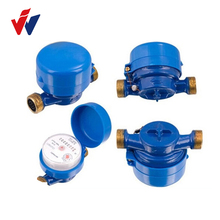 Volumetric Rotary Piston Water Meter