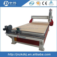 flat and rotary double working table cnc router machine for sale
