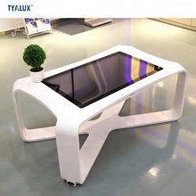 Small Size 49 inch LCD Digital Signage Interactive Touch Screen Table for commercial advertising