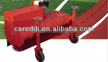 petrol driven artificial turf brush machinr/lawn sweeper/brush sanding machine