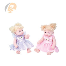 most interesting kids funny baby doll reborn silicone with eco friendly materials