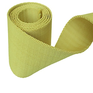 1313 Aramid fiber tape for making fire rescue harness(webbing only)