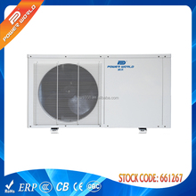 5.7A 4.9Kw Heat Pump Water Heater Electric Low Pressure Air Pump With Water Pump Built-In