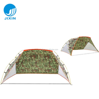 Pop up fiberglass fishing camping tent