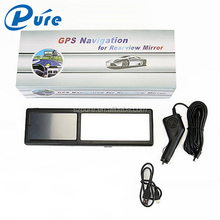 4.3 inch lcd touch display screen gps navigation system bluetooth reverse camera