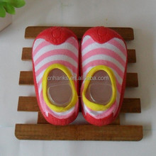 newborn rubber sole baby socks shoes tpr rubber sole