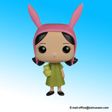 pvc bobble head Funko POP Animation Bob's Burgers Louise Action Figure