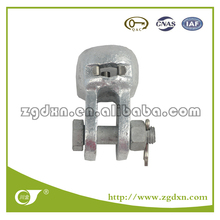 2017 Sichuan Hot Selling WS Type Socket Clevis Eye/Wire Hardware Fitting/Electric Power Line Accessories