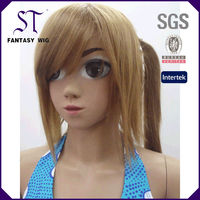 2016 Anime synthetic cosplay wigs shop