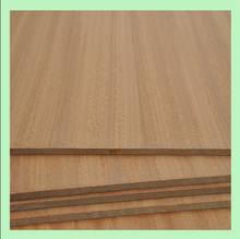 1220*2440mm Eo glue sapele plywood