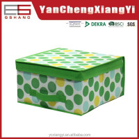 L printed 600D polyester nonwoven paper board Cover large Luxuray opi nail polish storage box