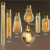 Edison Tungsten Filament Vintage Antique E26 E27 Light Bulb Reproduction Droplight