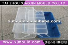 Plastic Turnover Tool Box mold ,power tool plastic injection molding,consumer electronics plastic injection molding