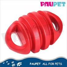 2018 New creative durable interactive rubber pet product supply dog chewing products
