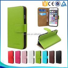 Leather Phone Case For Huawei Y301,Flip Wallet Phone Cover for Huawei Y301
