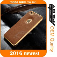 phone shell wholesale leather cover case for iphone 5s