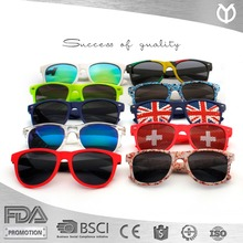 2017 China Cheap Custom Logo sunglasses promotion