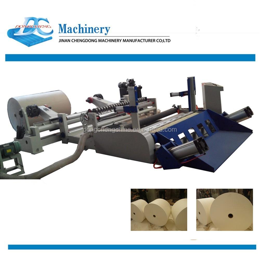 paper cut machine