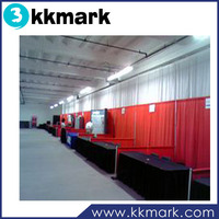 Trade Show Pipe and Drape