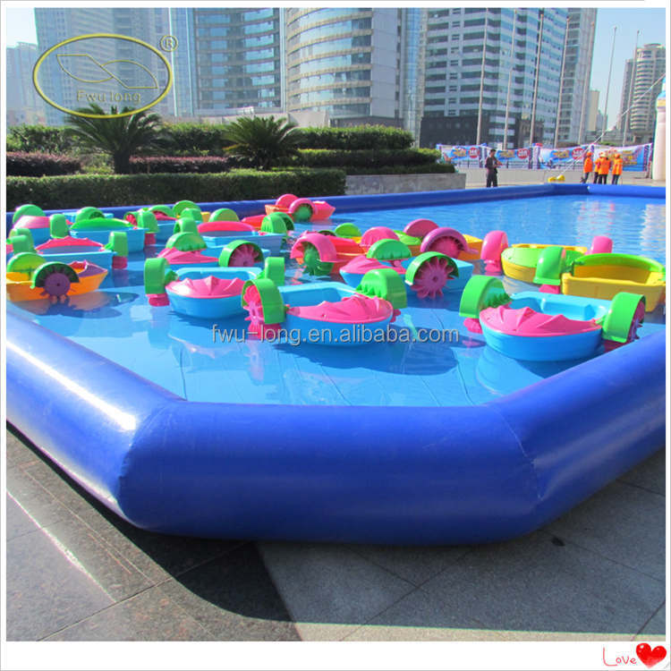 Hot Sales The Best Newest Paddle Boatpaddle Boat With Motor For Kids